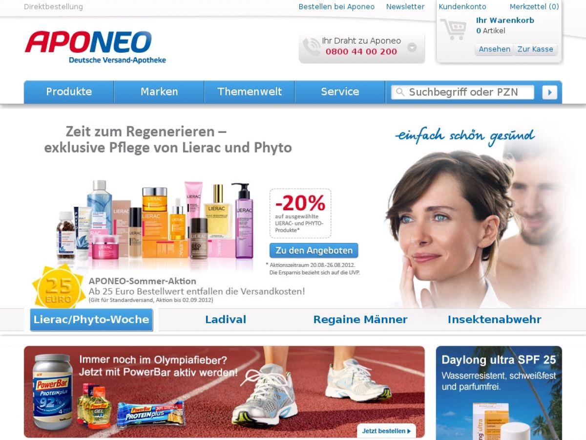 www.Aponeo.de