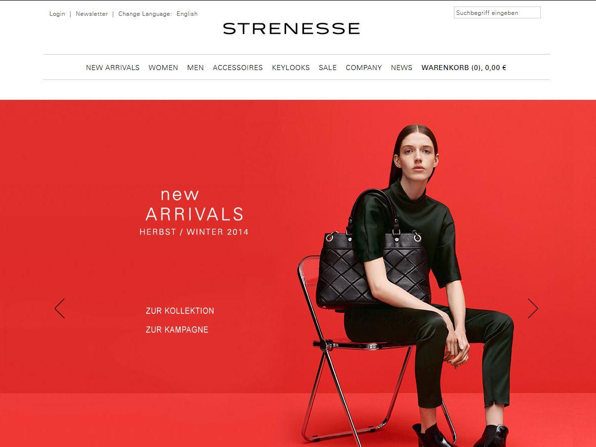 www.Strenesse.com