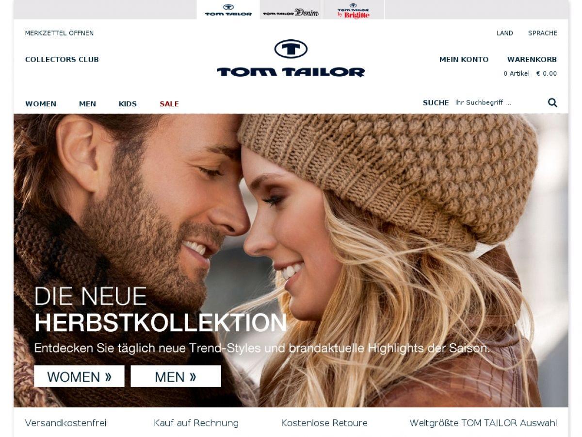 www.Tom-Tailor.de