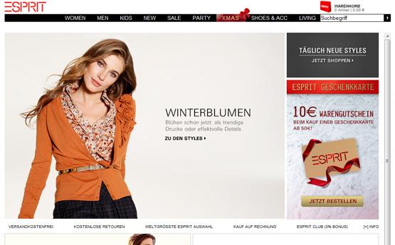 www.esprit.de