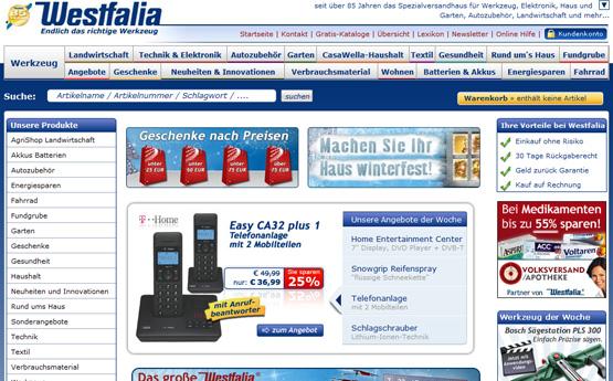 www.Westfalia.de